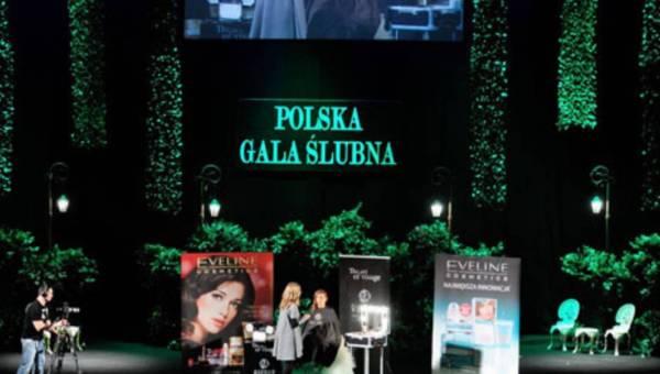 Polska Gala Ślubna 2014 z Eveline Cosmetics