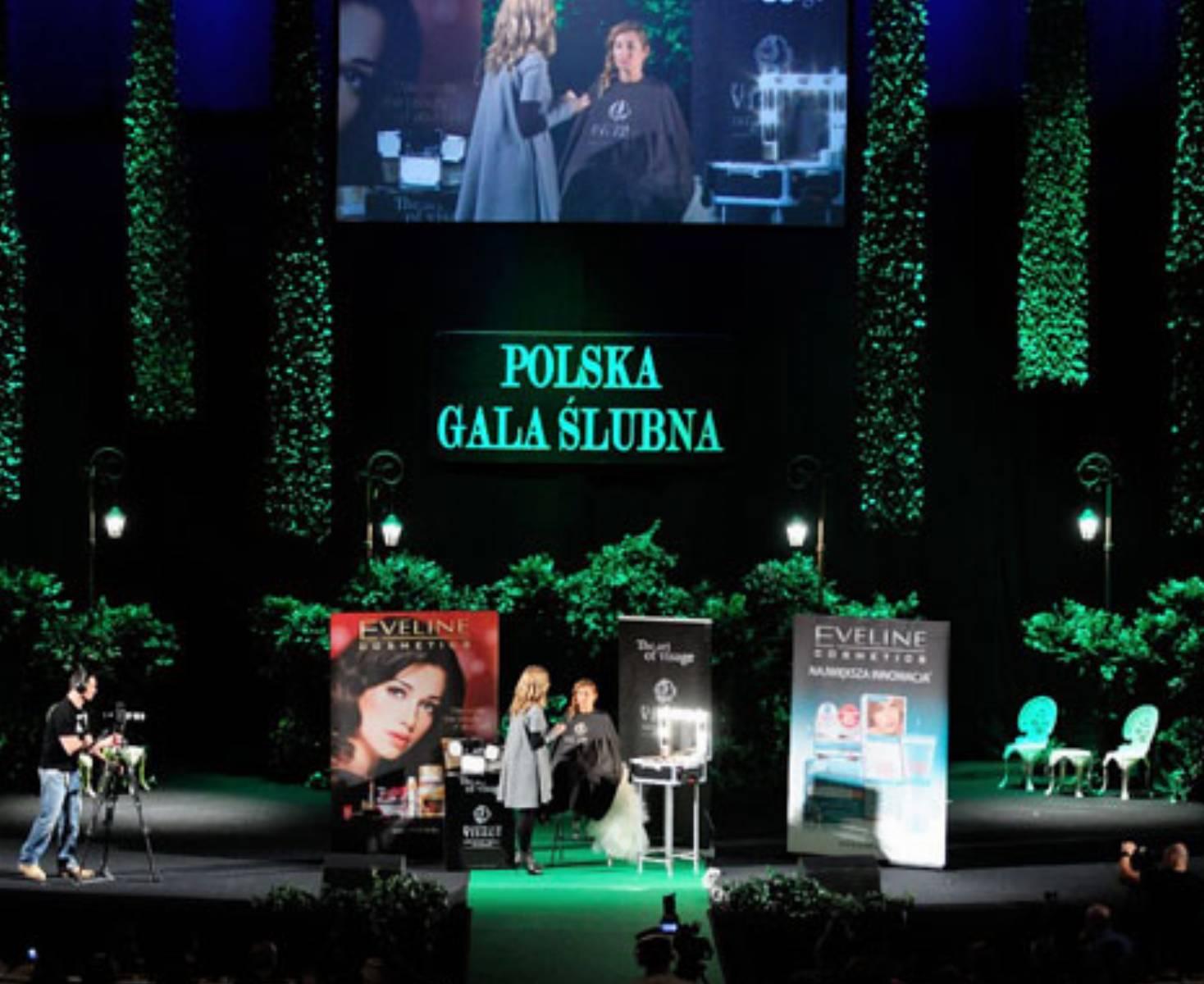 Eveline Cosmetics fot. Michal Maliszewski Polska Gala Slubna (1)