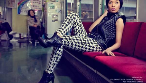 Japan Chic – egzotyczna sesja Trendy Hair Fashion