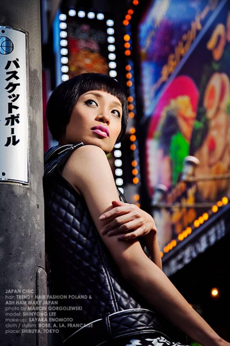 Japan Chic Trendy Hair Fashion (3)