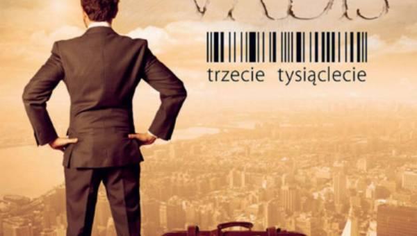 Fascynująca powieść i refleksja nad współczesnym światem – QUO Vadis – Trzecie Tysiąclecie!