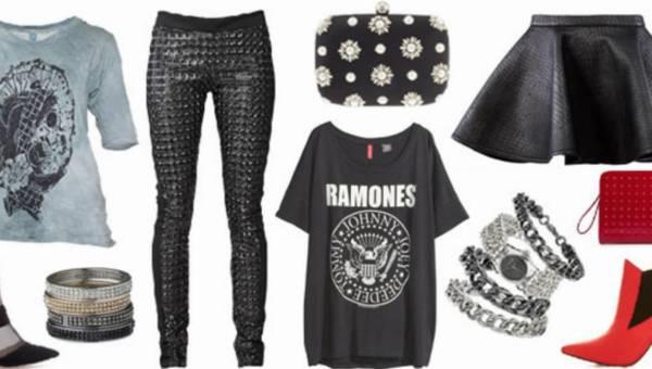 Rockowy look – jak stworzyć ciekawą stylizację?
