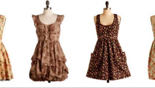 Karnawał: Sukienki vintage w odsieczy