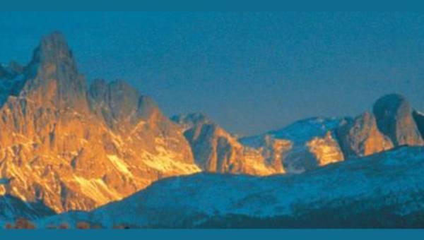 Zimowy urlop u progu Dolomitów