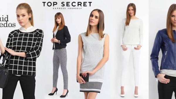 Wiosenna linia Top Secret – Fluid Tuxedos