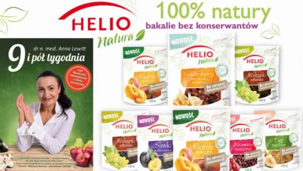 Wyniki konkursu: Moje zdrowe śniadanie z HELIO Natura