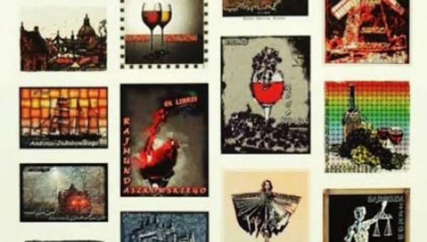 Exlibrisy Agnieszki Lipskiej: gdy słowo spotyka się z obrazem…