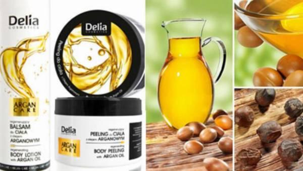 Źródło regeneracji skóry płynące z nowej linii Argan Care od Delia Cosmetics