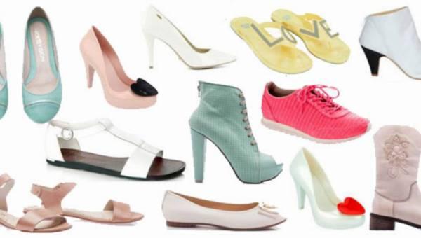 Najmodniejsze buty na wiosnę 2014