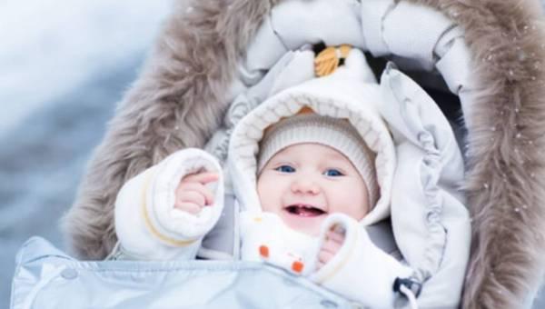 Zimowy off road – czyli jak bezpiecznie wozić dziecko zimą?