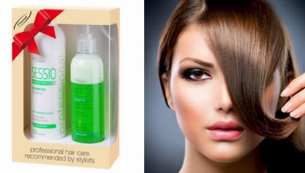Konkurs: Zrób sobie prezent na Dzień Kobiet…  i zregeneruj włosy z Sessio Keratin od firmy Chantal!