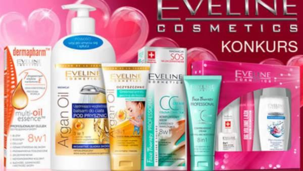 Konkurs: Walentynki z Eveline Cosmetics! Wygraj zestaw zawierający aż 7 kosmetyków!