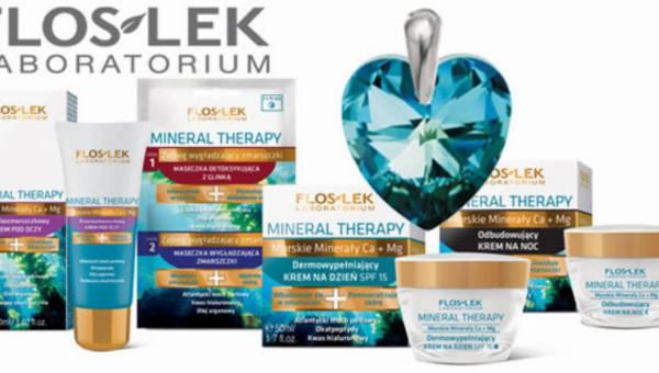 Wyniki konkursu: Walentynki z Floslekiem: odkryj moc minerałów morskich z Mineral Therapy!