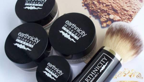 Kosmetyki drogeryjne kontra minerały