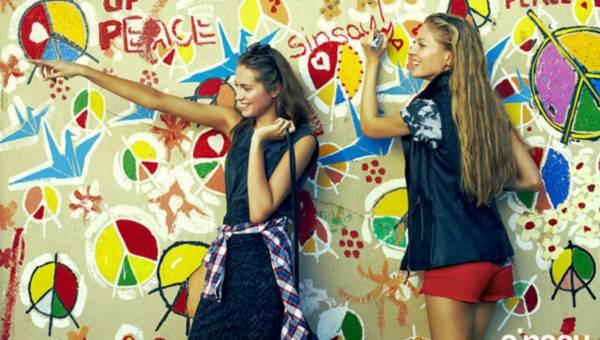Kampania wiosna-lato 2014 marki SiNSAY – nowe wcielenie THE GOOD BAD GIRLS w egzotycznym wydaniu