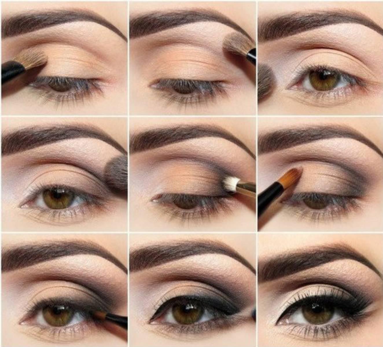 Złoty I Brązowy Makijaż Jak Się Umalować W Tej Tonacji