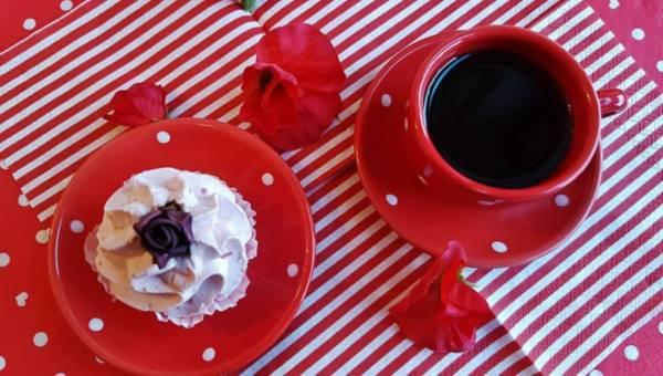 Pomysł na: Walentynkowa kawa z afrodyzjakami