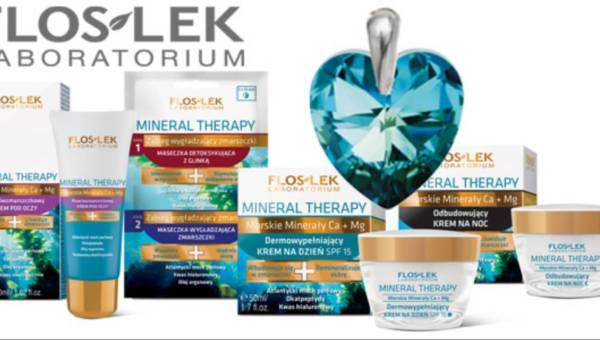 Konkurs – Walentynki z Floslekiem: odkryj moc minerałów morskich z Mineral Therapy!