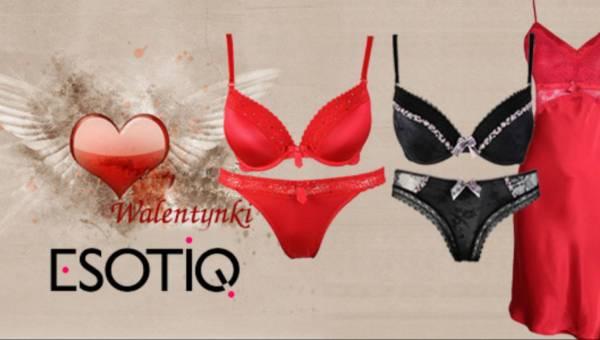 Konkurs – Walentynki z bielizną Esotiq