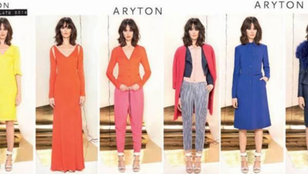 Kolekcja ARYTON Wiosna-Lato 2014 – lookbook z Martą Dyks