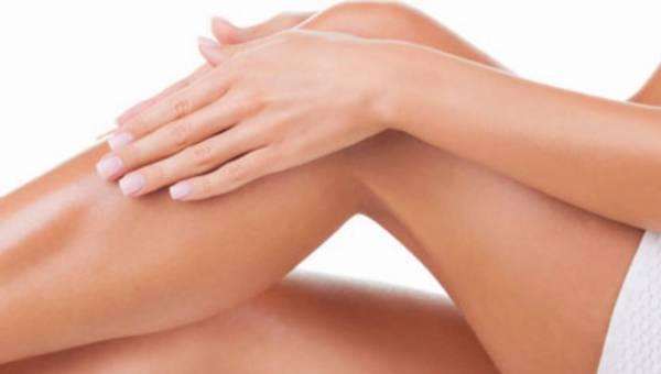 Golenie i depilacja wrażliwej i skłonnej do podrażnień skóry