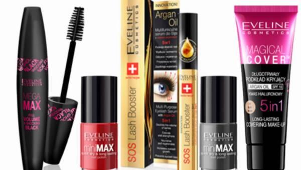 Nowości makijażowe Eveline Cosmetics