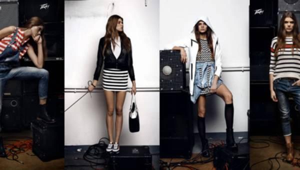 Jeans session HOUSE wiosna-lato 2014 – dla fanek wygodnych, miejskich stylizacji!