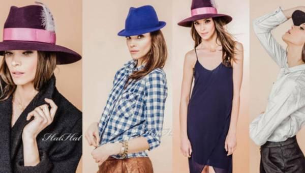 Zosia Ślotała radzi jak ubrać się do kapelusza wiosną 2014