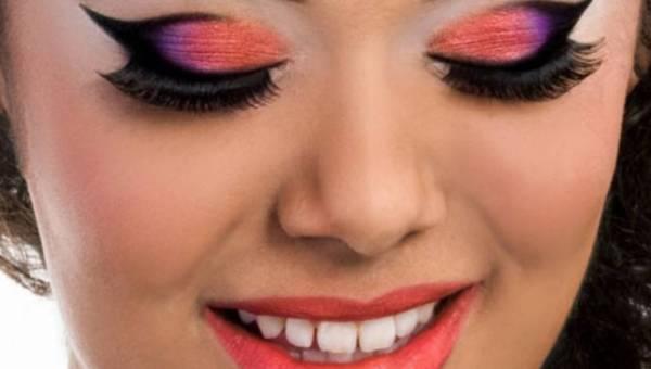 Eksplozja barw i kobiecości w makijażu VIPERA COSMETICS na wiosnę-lato 2014