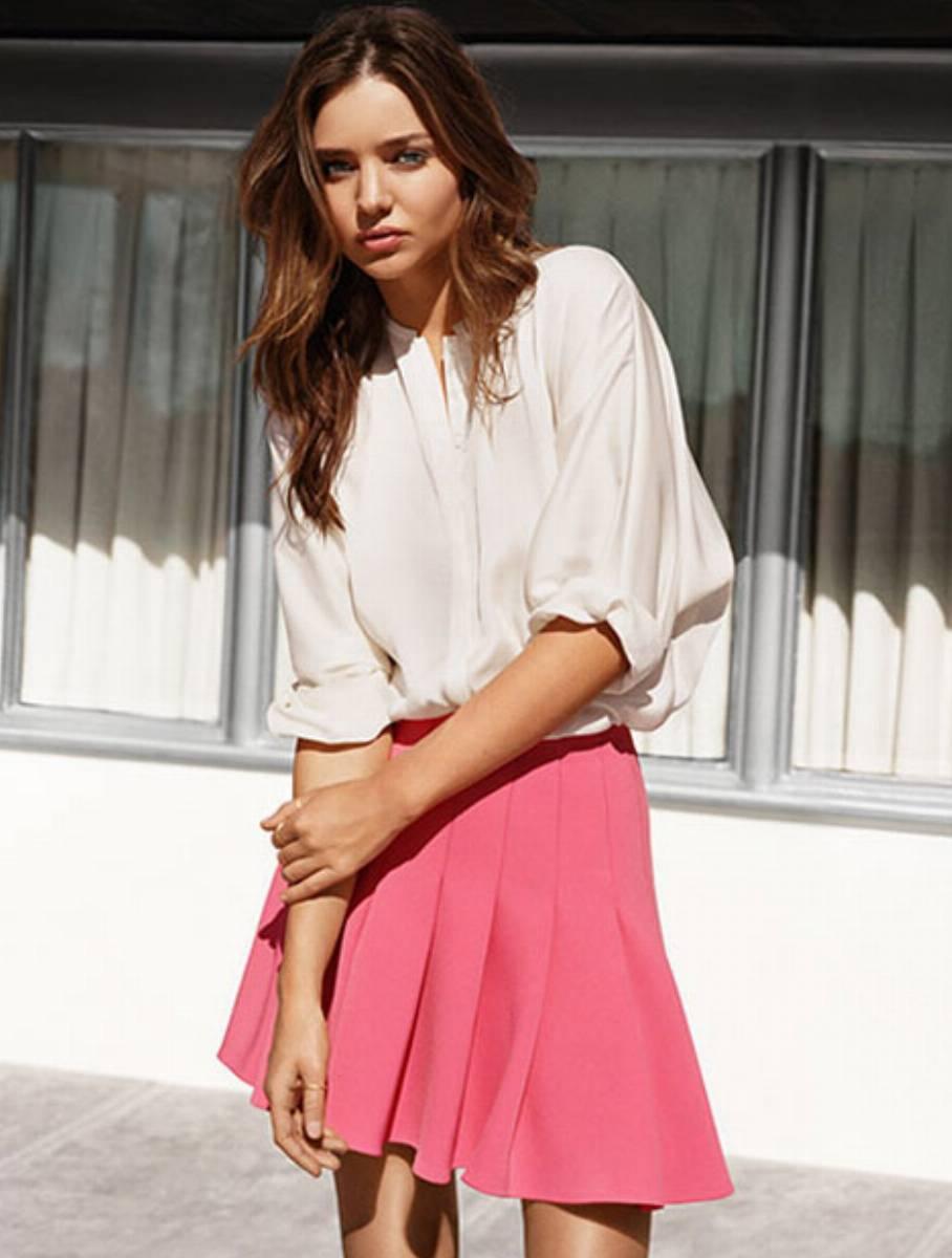 Miranda Kerr H&M wiosna 2014 (2)