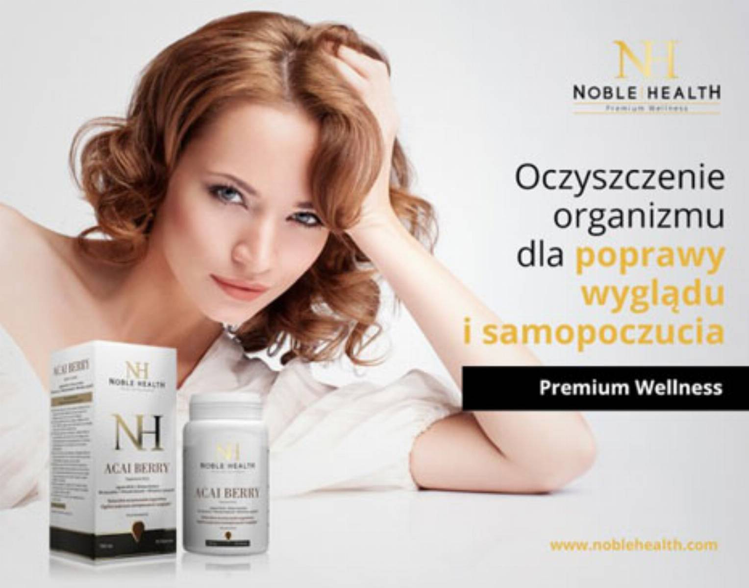 Premium Wellness by Noble Health ACAI Berry