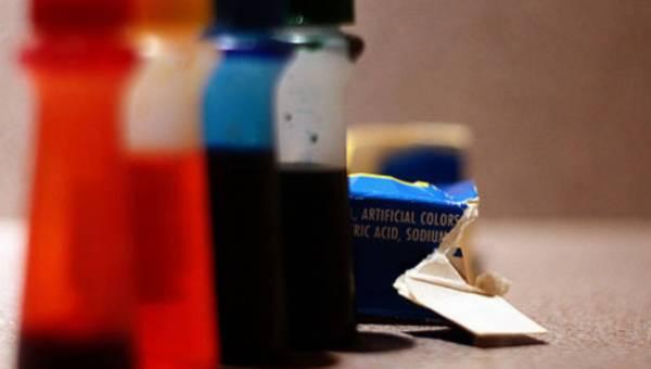 Sztuczne barwniki a zdrowie