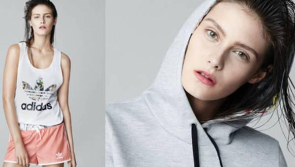 adidas Originals współpracuje z Topshop