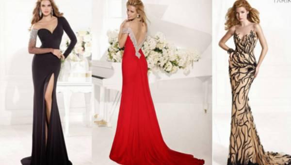 Fascynujące wieczorowe suknie autorstwa Tarika Ediz – kolekcja wiosna/lato 2014
