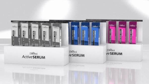 Pielęgnuj skórę twarzy z Active SERUM L'biotica
