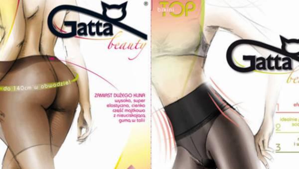 Nowości w kolekcji Gatta Beauty – nowe modelujące rajstopy