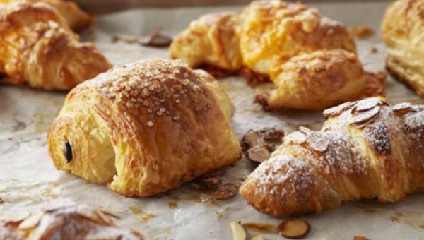 Croissanty migdałowe