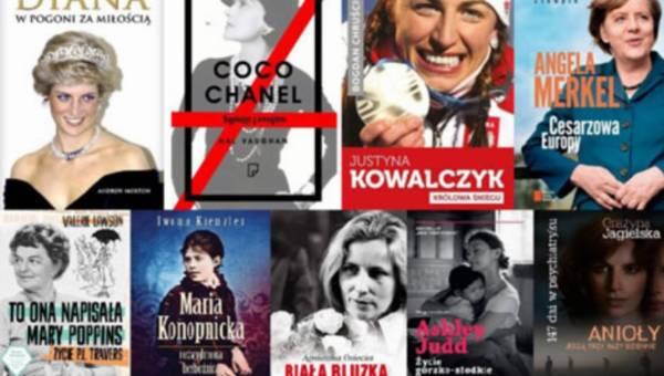 Książki: Kobiece historie spisane przez życie