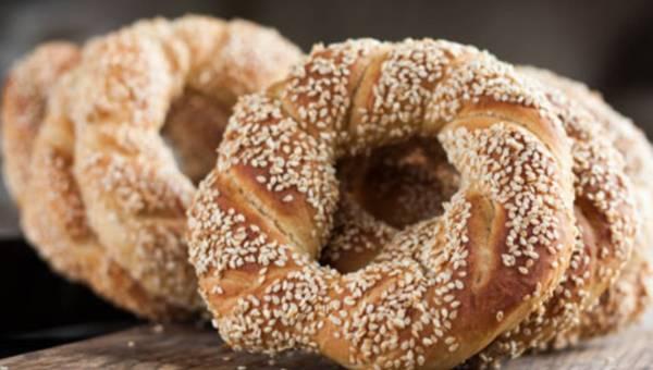Kouluri – ciasteczka maślane w greckim stylu na Wielkanoc