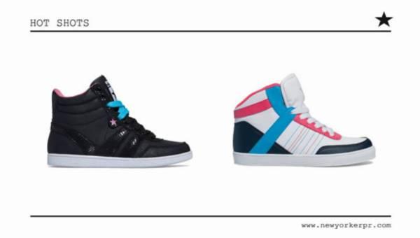 Modne sneakersy w kolekcji NEW YORKER