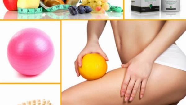 5 skutecznych sposobów na walkę z cellulitem