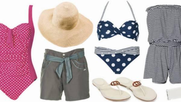 Look plażowy na trzy sposoby