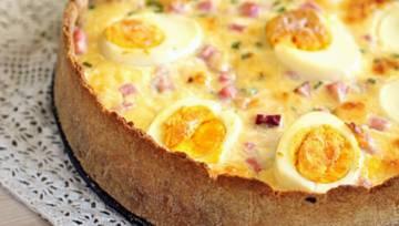 Przepisy blogerów: Wielkanocny quiche