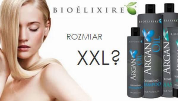 Rynkowa nowość: Bioelixire Volumizing – WŁOSY W ROZMIARZE XXL