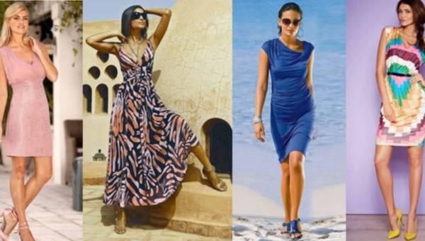 Idealna dla Twojej figury – sukienki na lato 2014