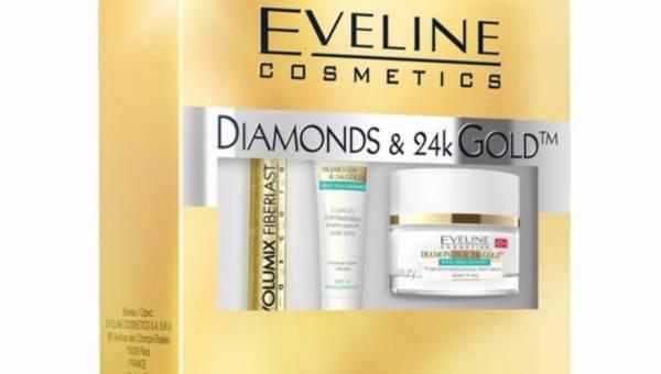 Konkurs: Złota seria DIAMONDS & 24k GOLD od Eveline dla Twojej Mamy