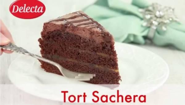 Szybki Tort Sachera