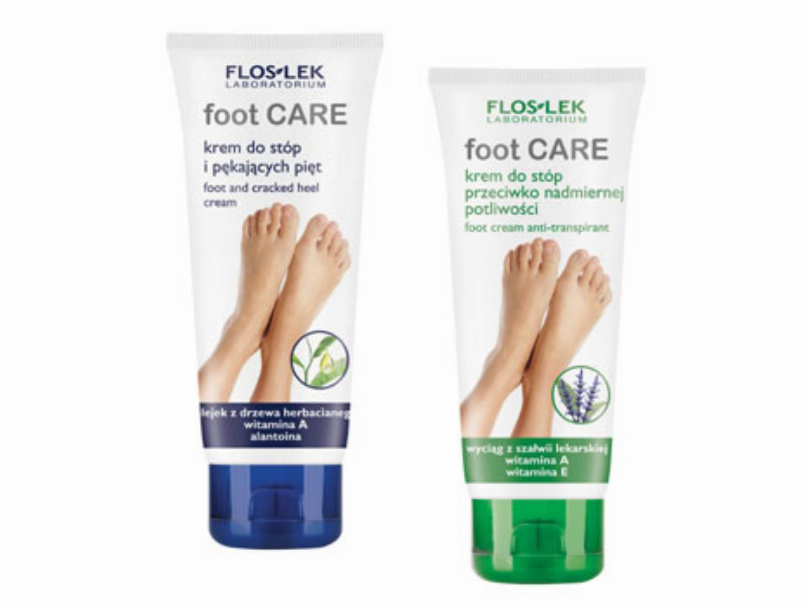 FLOSLEK Foot Care