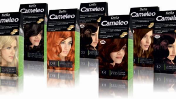 Nowa linia farb do włosów Cameleo od Delia Cosmetics – głęboki kolor i podwójna ochrona włosów