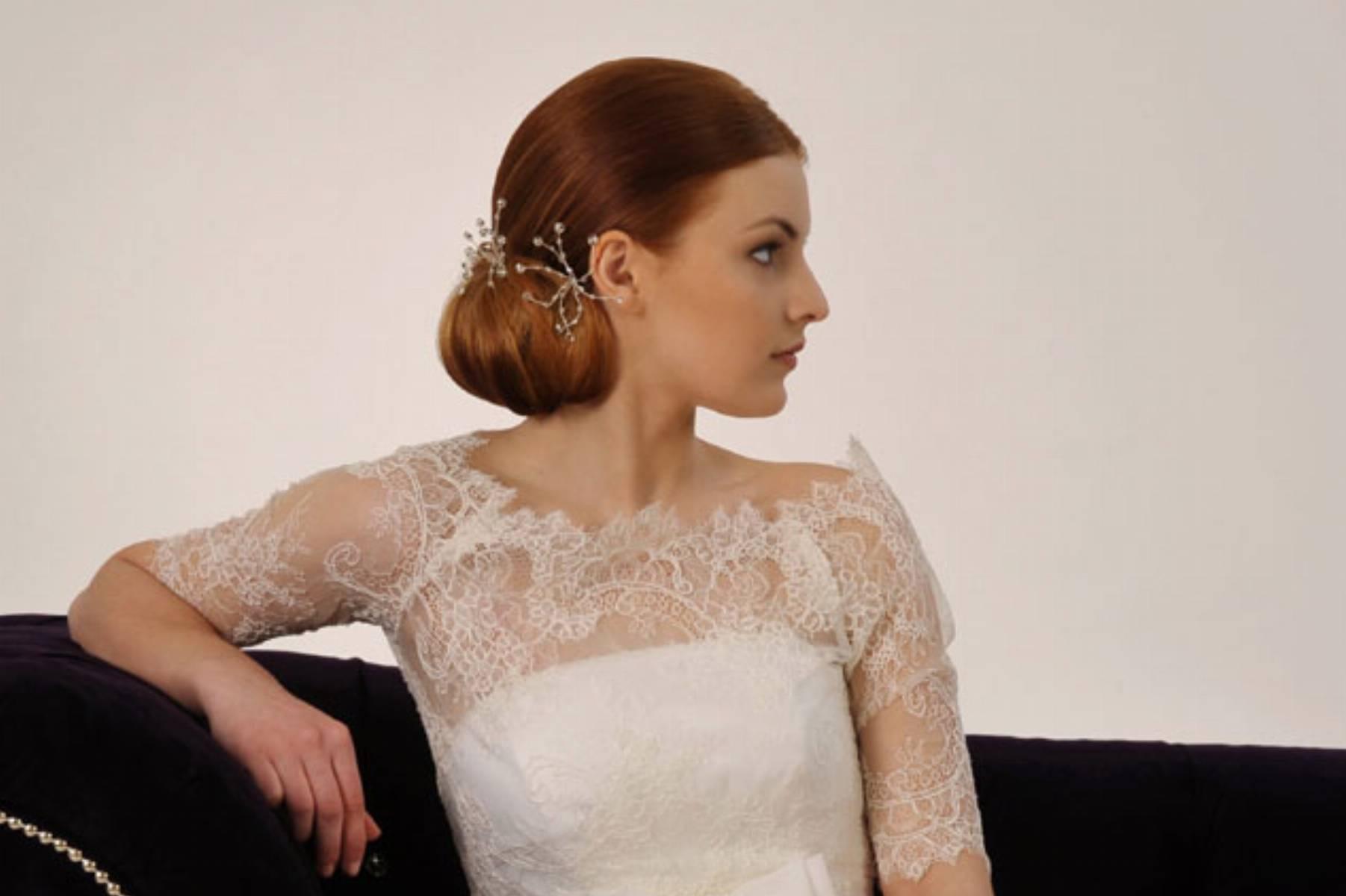 Modne Fryzury ślubne Kobietamagpl